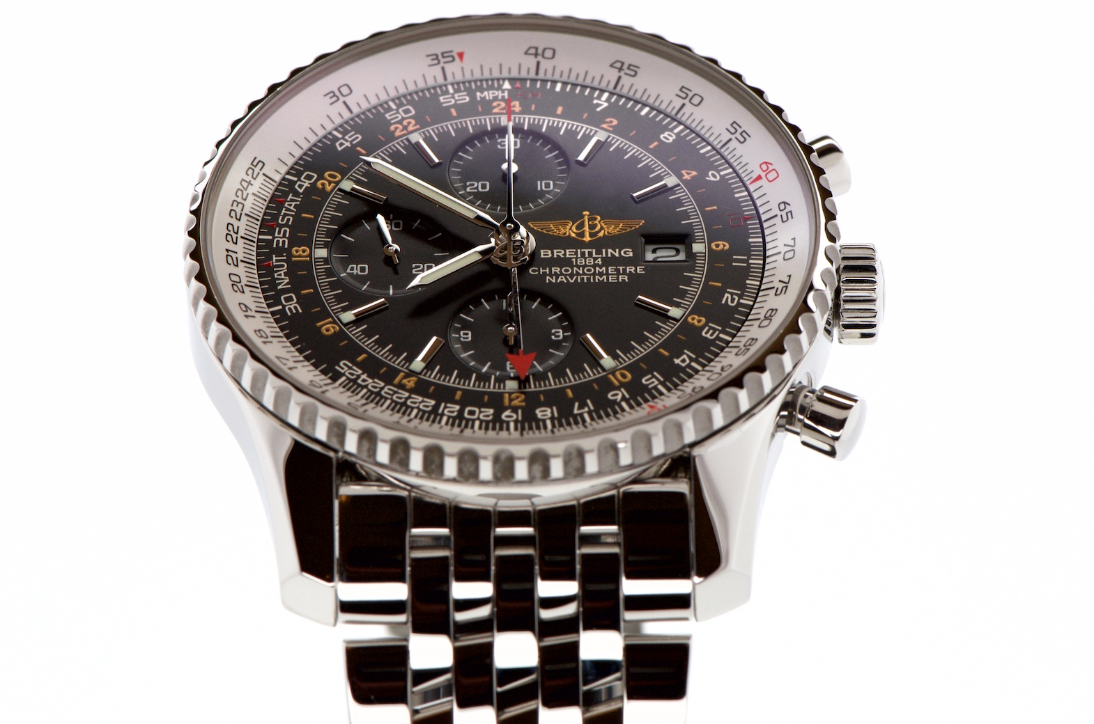 All Watches Breitling Navitimer World 46mm Ref A24322