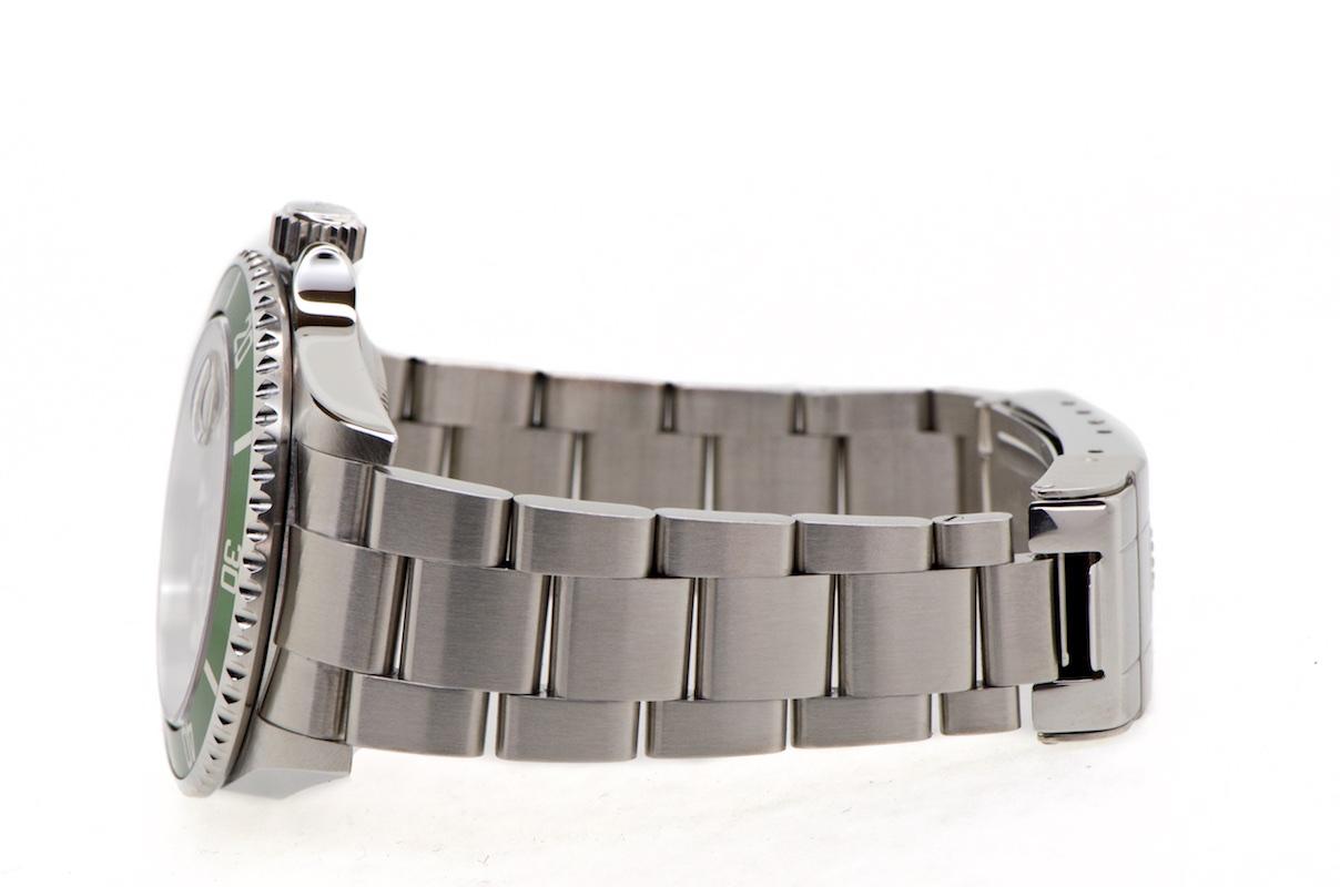 """All Watches : Rolex Submariner 16610LV """" Kermit"""